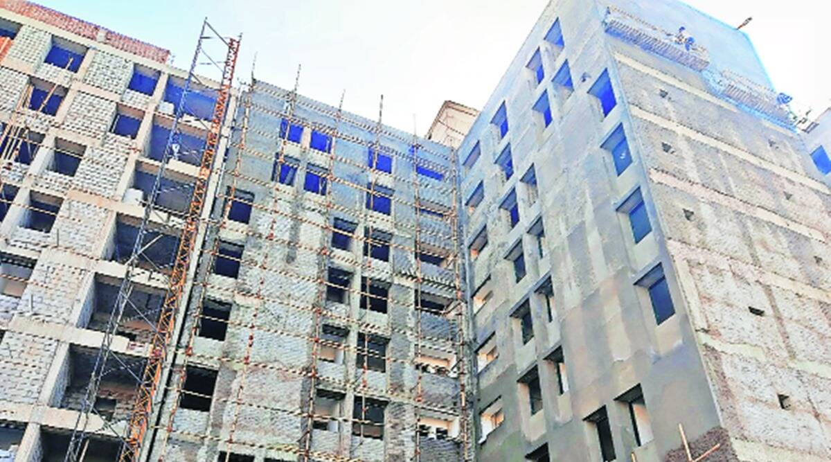 Several beneficiaries surrender RUDA flats, many houses unsold