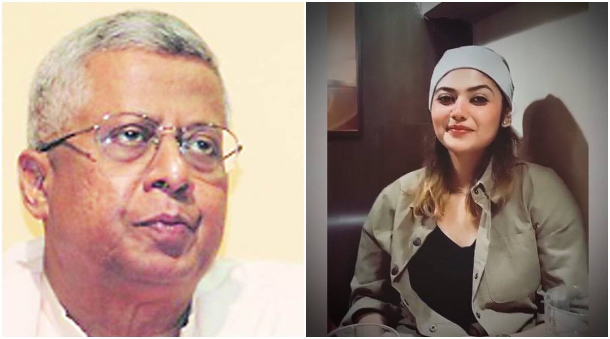Tathagata Roy files complaint against actor Saayoni Ghosh for Shivling pic on Twitter