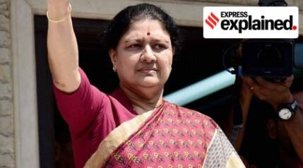 Out of prison, a look at the four options before V K Sasikala