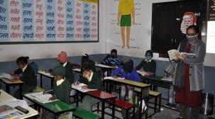 COVID-19, Punjab covid-19, Punjab schools reopen, Schools covid-19, teachers vaccination, Punjab news, indian express news