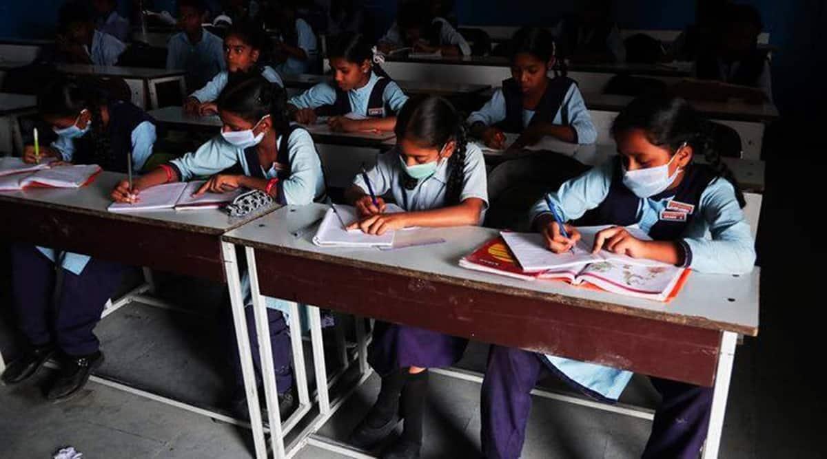 Pune covid, pune schools, pune schools reopen, pune schools reopening, indian express news
