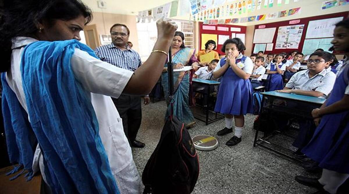 school bag rule, new education policy, NEP 2020, school bag weight, school bag, education news