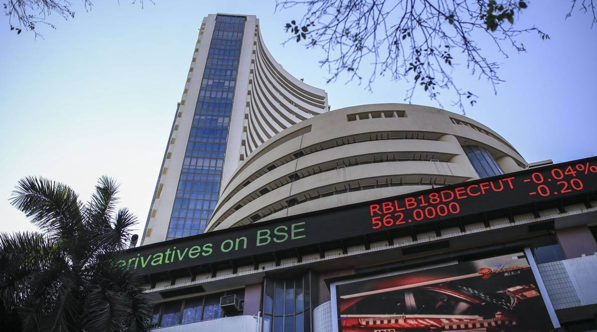 Markets end at fresh lifetime highs; Sensex above 49,700
