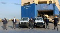 Maruti Suzuki starts manufacturing and export of Jimny SUV from India
