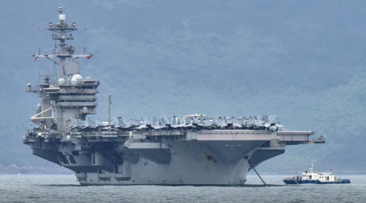 US China news, South China sea, China Taiwan issue, US news, world news, Indian Express
