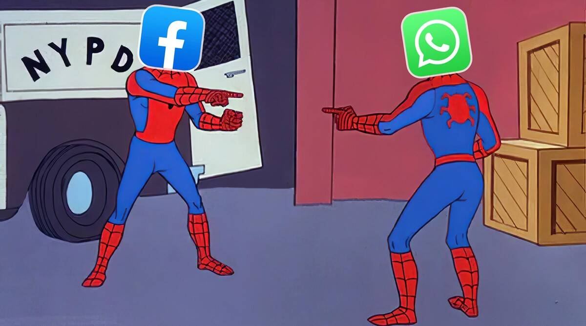 telegram messenger, telegram trolls whatsapp facebook, whatsapp privacy policy, users move to telegram, telegram users surge, viral news, funny news, tech news, indian express