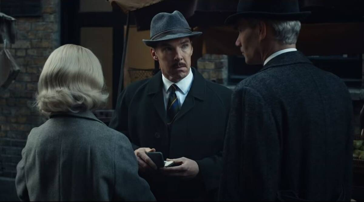 The Courier trailer, benedict cumberbatch, benedict cumberbatch the courier