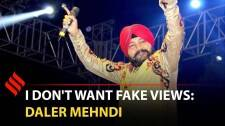 There's a lot of purity in my songs: Daler Mehndi