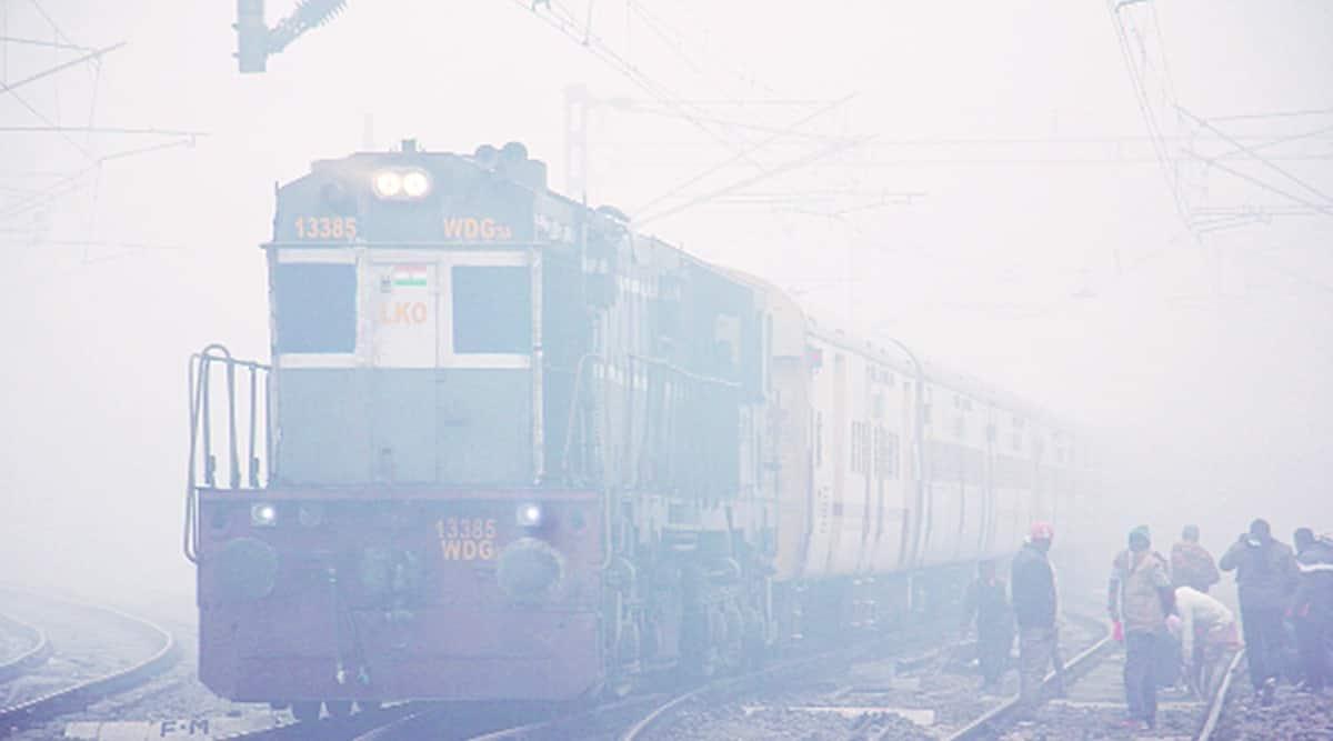 Railway Board, Bhatni-Hathua rail project , Bhatni-Hathua rail project cancelled, Bhumi Bachao Kishan Sangharsh Samiti, Lalu Prasad Yadav, indian express news