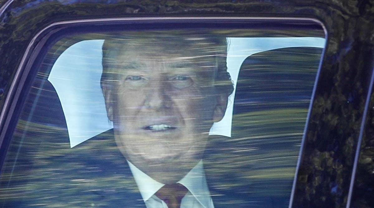 Donald Trump, ex president Donald Trump, Joe Biden, Democrats control white house, Democracts control Senate, US news, Indian Express news