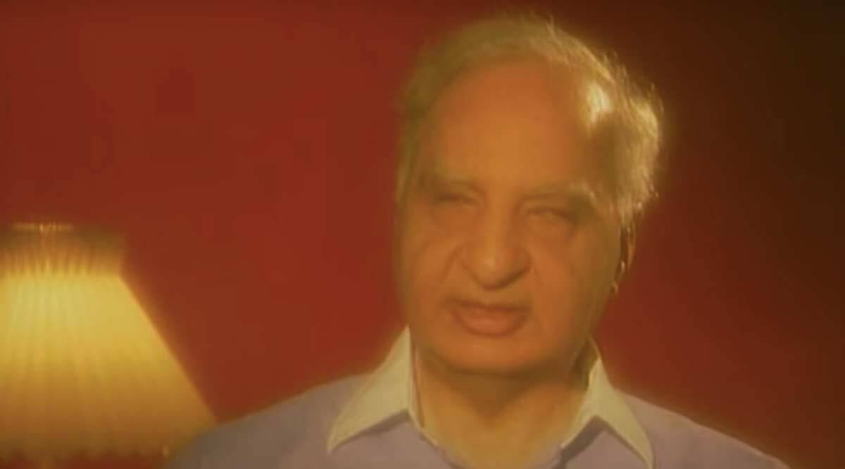 From Lahore to London to New York via India: Ved Mehta's unflinching gaze — and prose