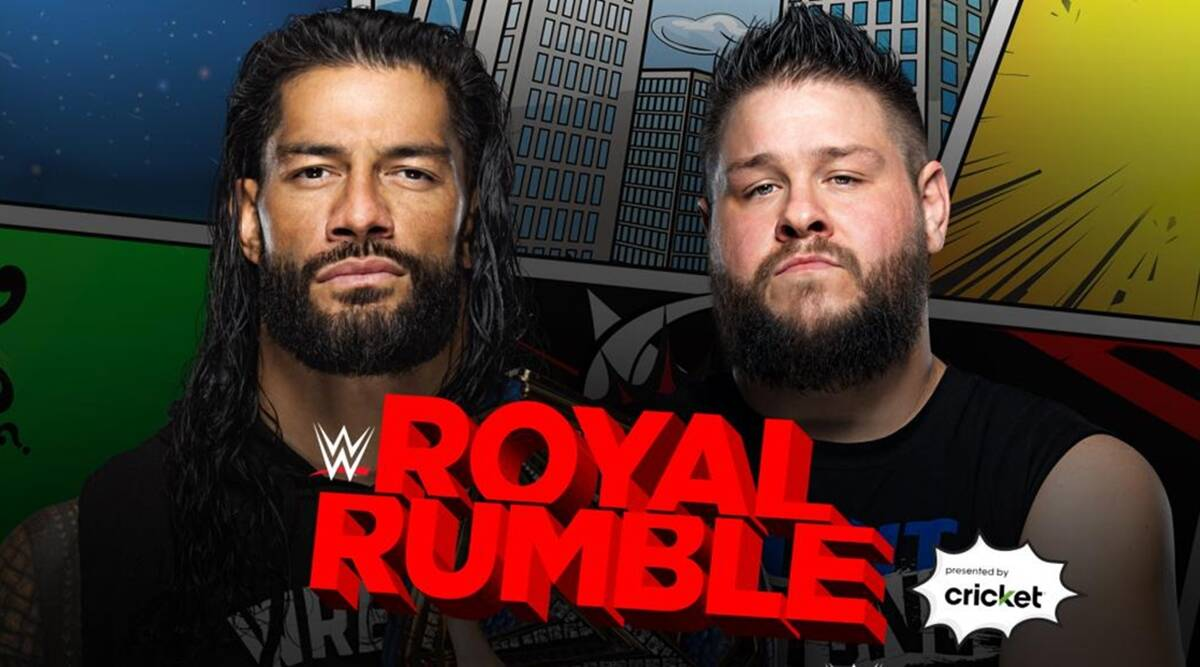 Wwe Royal Rumble Stream