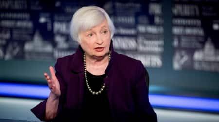 Janet Yellen, Janet Yellen Treasury Secretary, Janet Yellen Senate confirmation, Indian Express