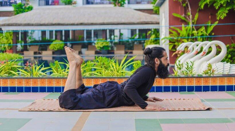 yoga, yoga asanas for health, yoga asanas for thyroid problems, yoga poses for thyroid imbalances in the body, health, indian express news