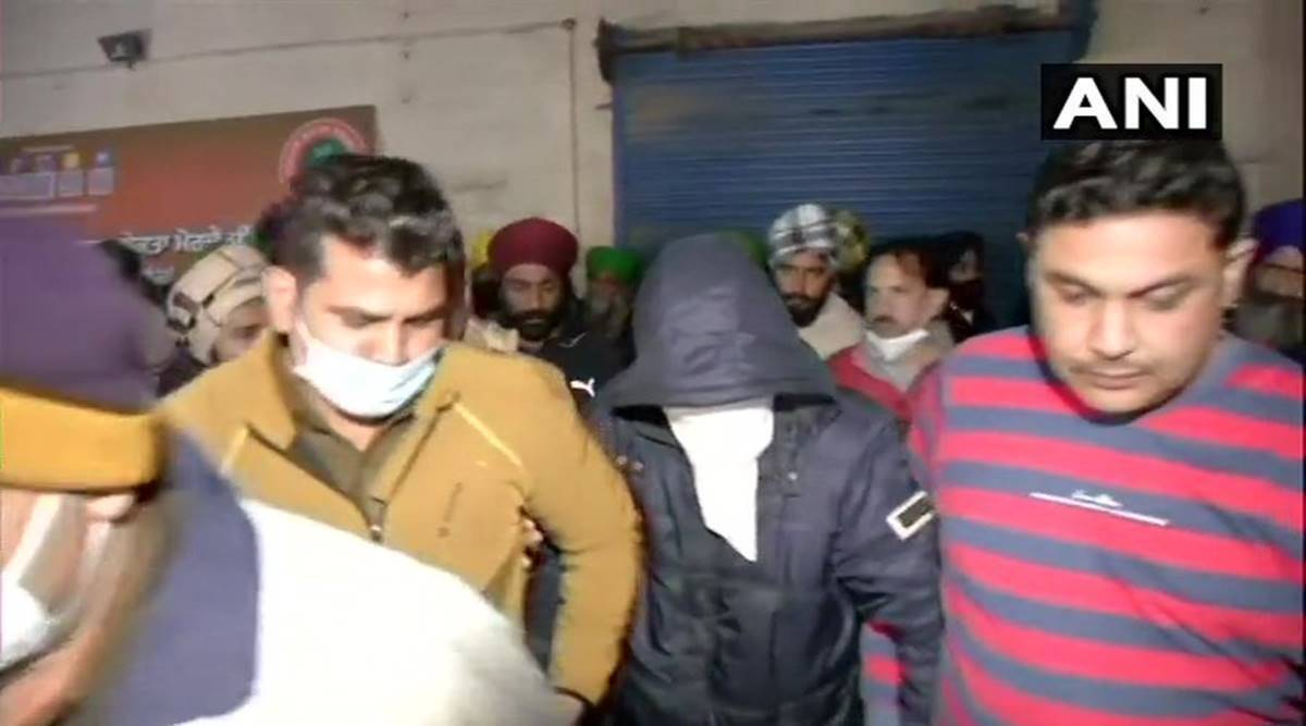 farmers protest, Youth arrest