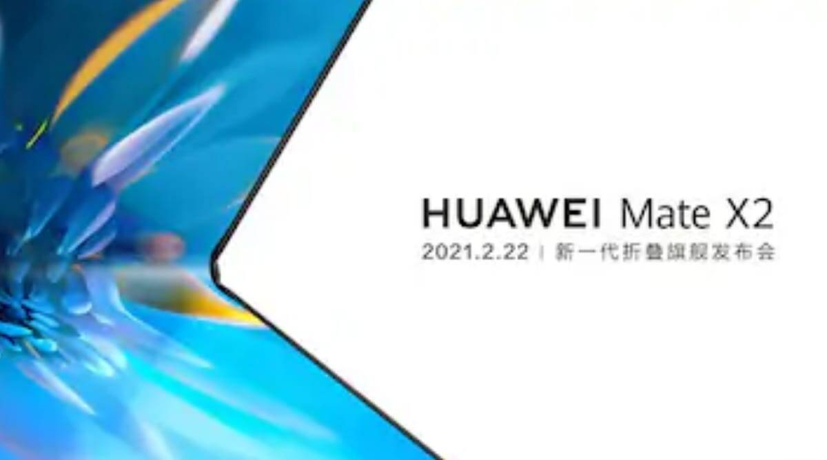 Mate X2, Huawei Mate X2, Huawei Mate X2 launch, Huawei Mate X2 price, Huawei Mate X2 specifications, Huawei Mate X2 price, Huawei Mate X2 news,