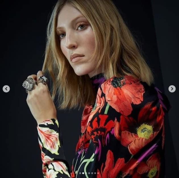 london fashion week, 2021 london fashion week, digital london fashion week, latest photos london fashion week. london fashion week news