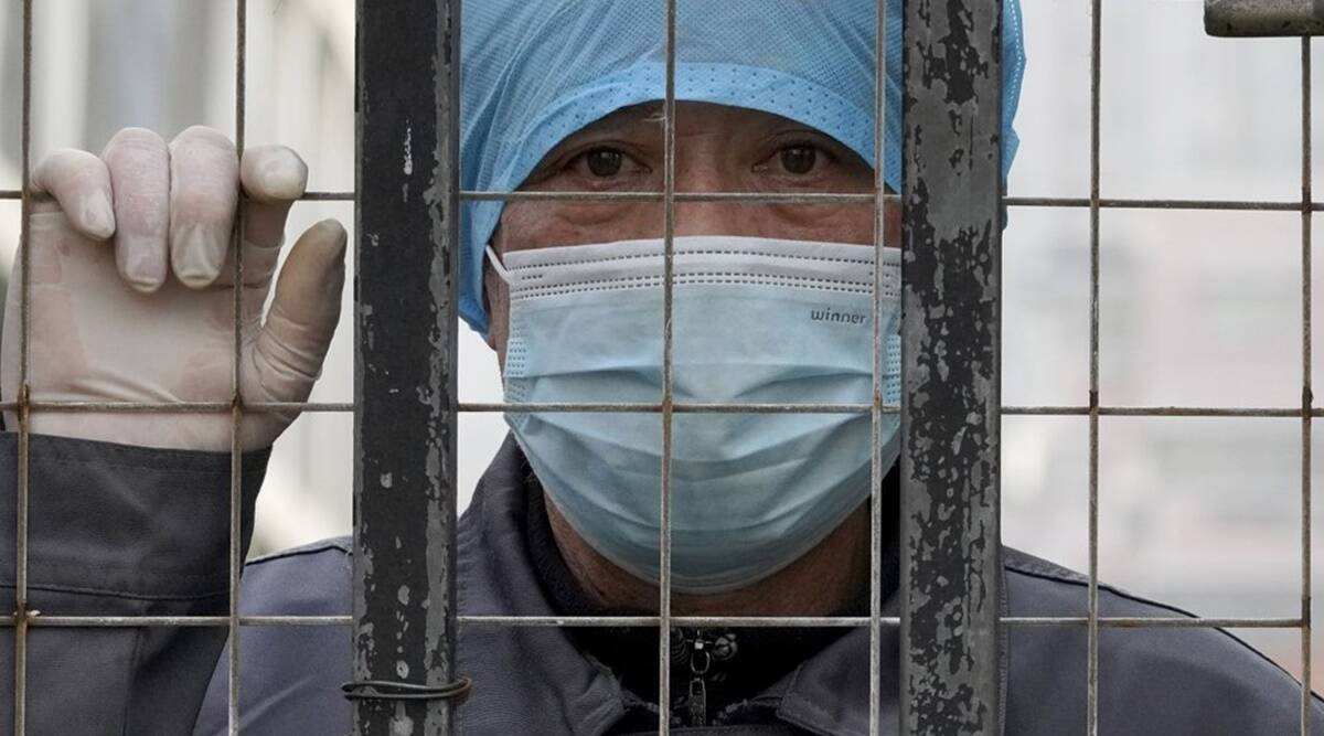 China reports Covid-19 outbreak on border with Myanmar