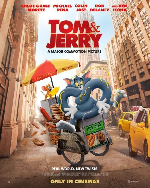 tom and jerry release date india