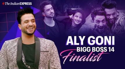 Aly Goni's Bigg Boss 14 journey: Of his love for Jasmin Bhasin and a quick temper