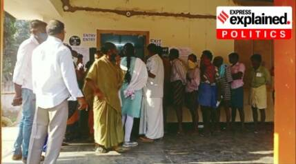 Why are Andhra gram panchayat elections significant?