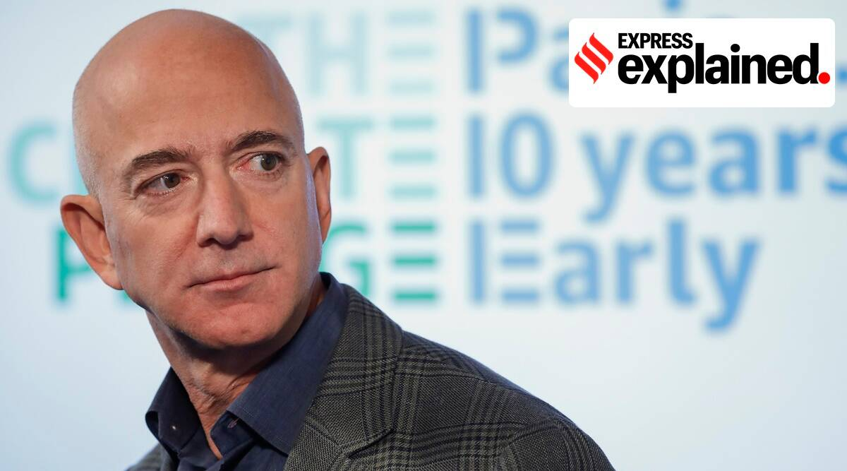 Why is Jeff Bezos stepping down ...