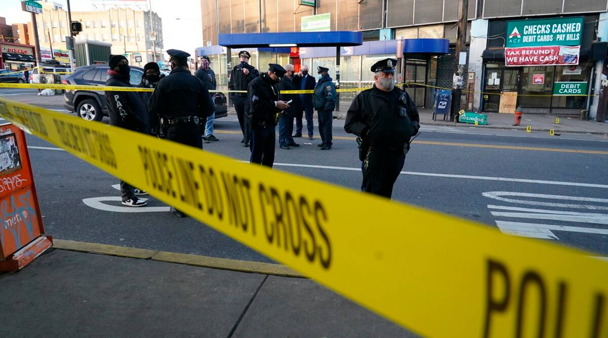 8 People Shot Near Philadelphia Subway Station and 1 is Critical