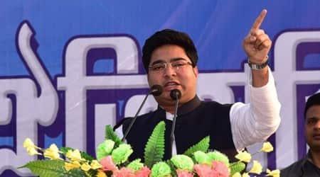 Abhishek Banerjee, Abhishek Banerjee raids, Bengal illegal mining, Abhishek Banerjee wife CBI summons, Indian Express