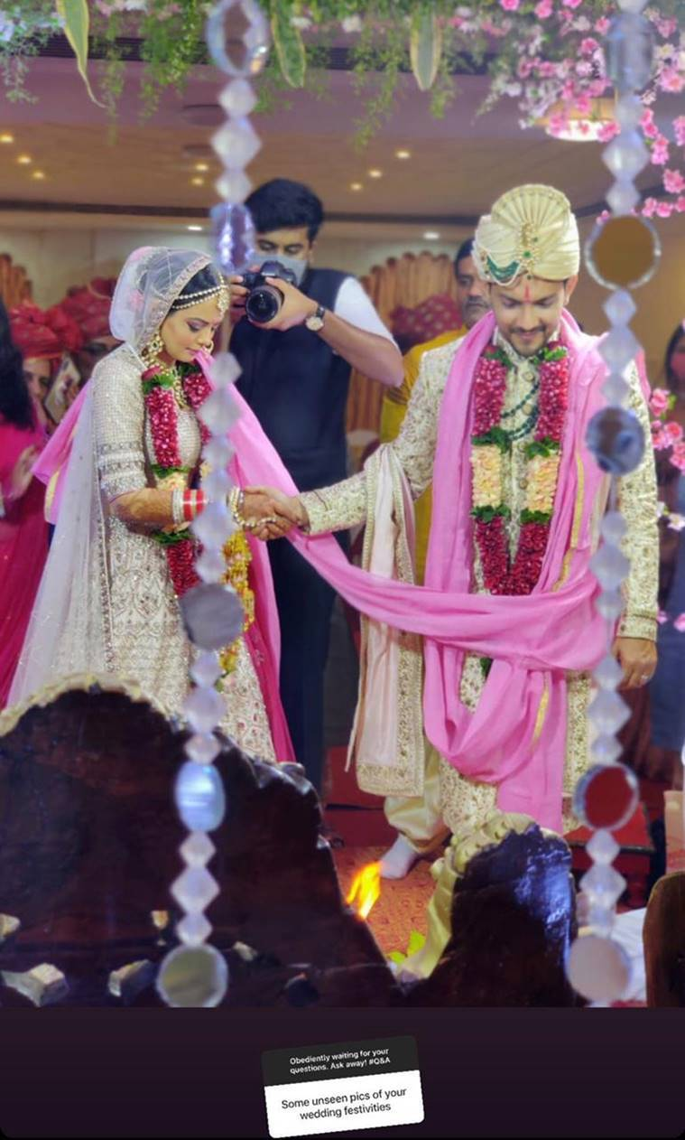aditya narayan wedding