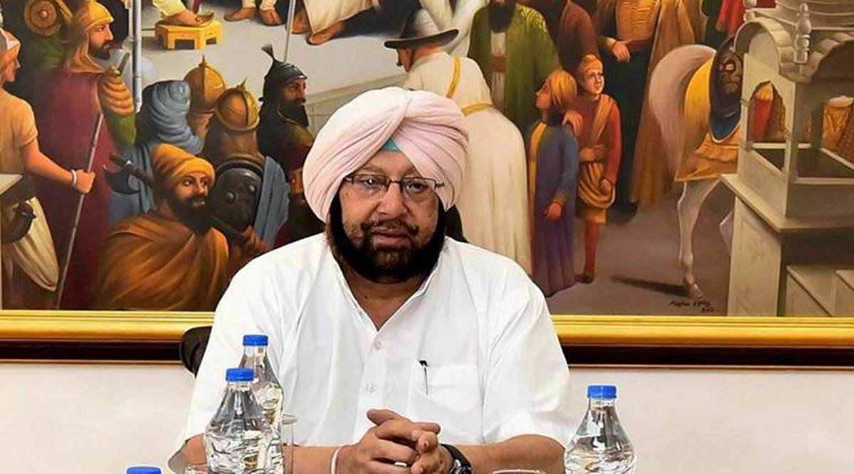 Amarinder cites Op Blue Star, threat from Pak to call for early resolution to farmers' agitation