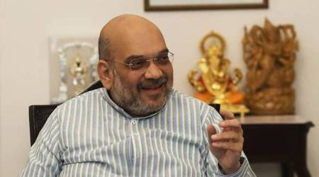 amit shah, amit shah vaccination, amit shah covid-19 vaccine, amit shah news, amit shah bjp, Medanta Hospital, home ministry official, india news, indian express