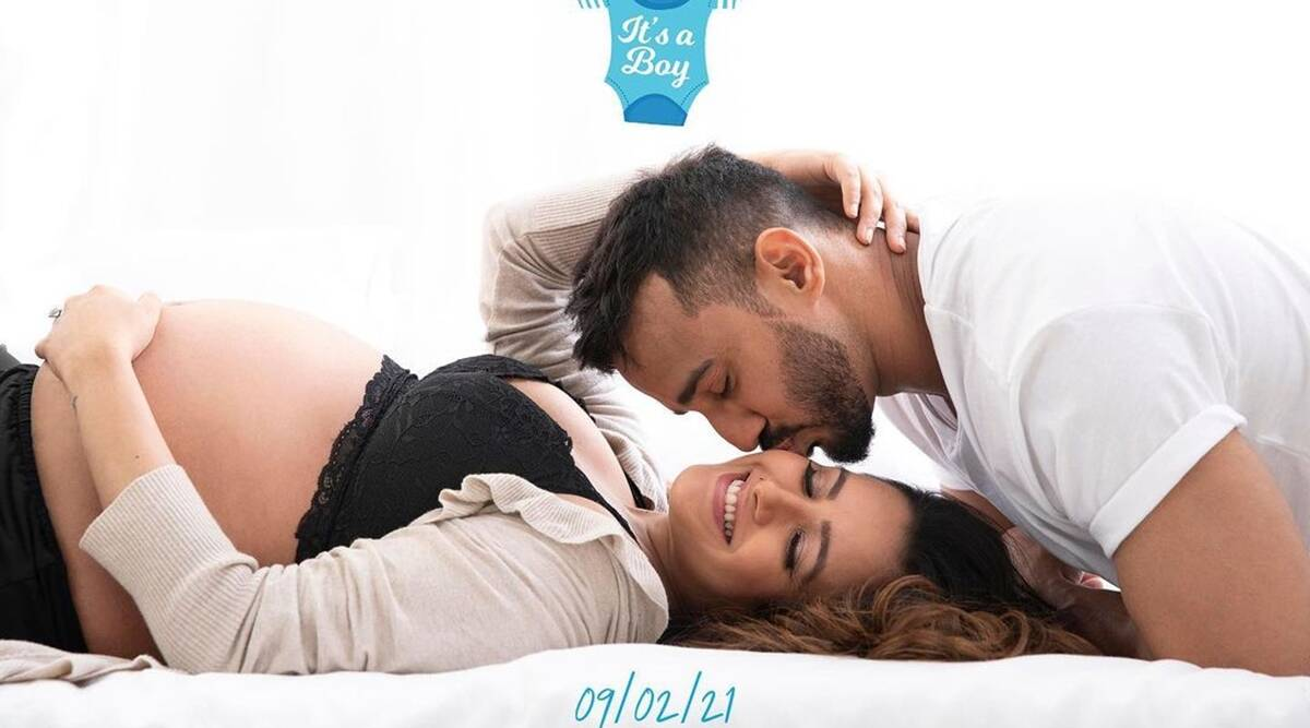 Anita Hassanandani blessed with a baby boy - The Indian Express