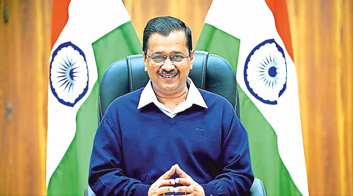 Arvind Kejriwal, Delhi CM, AAP government, Delhi govt, Covid pandemic, Delhi news, Indian express news