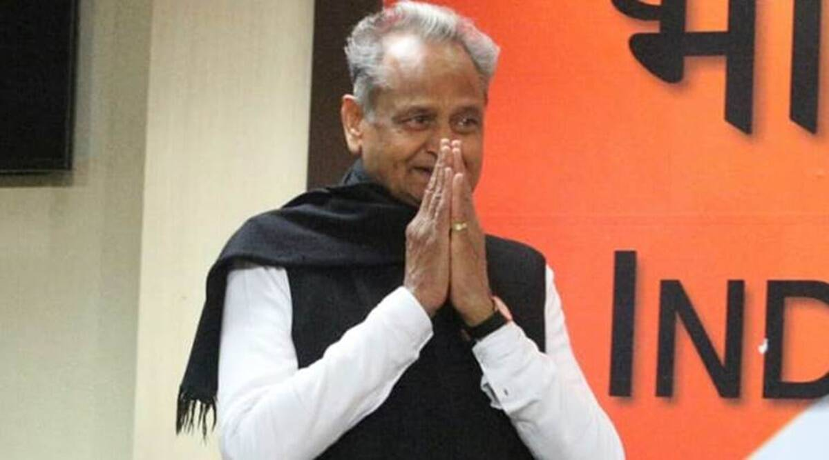 Ashok Gehlot, Narendra Modi, Gehlot to Modi, Delhi HC on oxygen, Rajasthan news, Rajasthan civud cases, India news, indian express