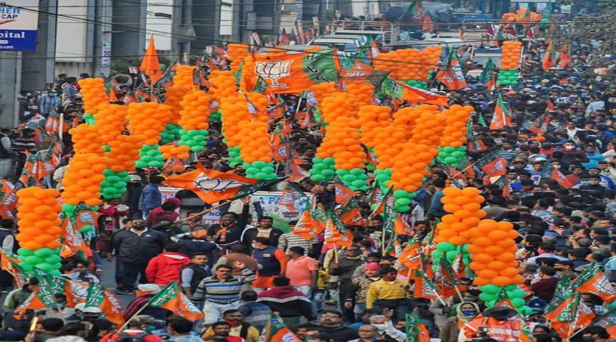 BJP, West Bengal TMC
