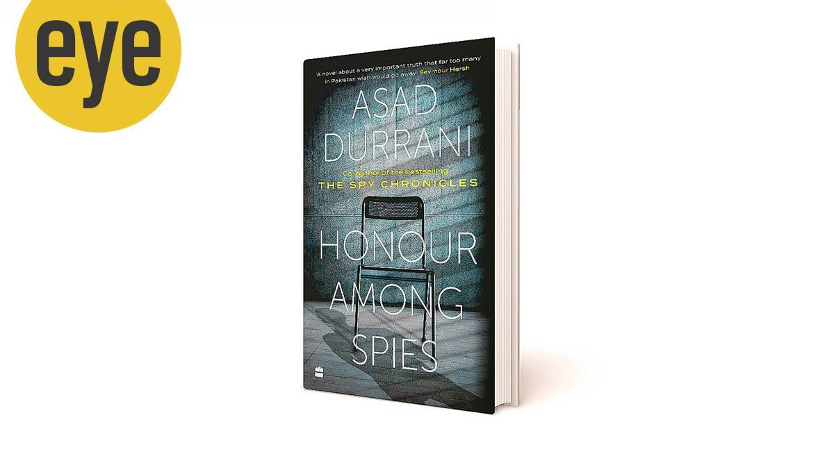Honour Among Spies