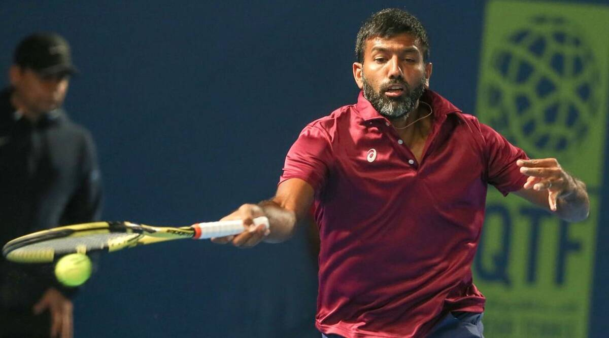 French Open: India's campaign ends as Bopanna crashes out in men's doubles
