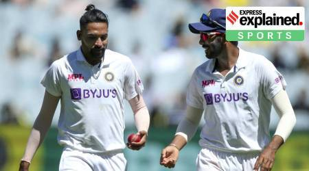 India vs England, Jasprit Bumrah, Mohammad Siraj, India vs england second Test, Bymrah replaced with Siraj, Explained Sports, Express Explained