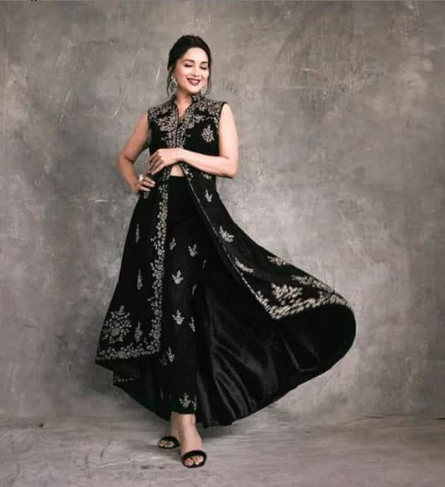 fashion hits and misses, bollywood photos, ananya panday photos, madhuri dixit latest photos, mouni roy photos, indian express news