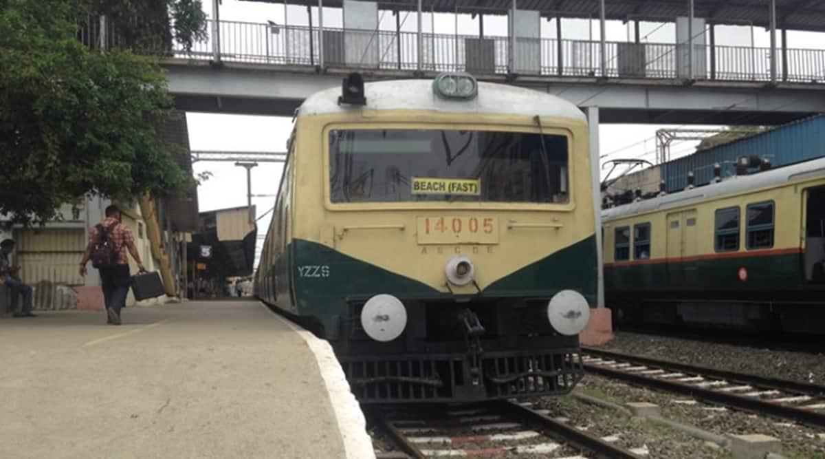 Chennai MRTS, Chennai suburban train, Chennai train