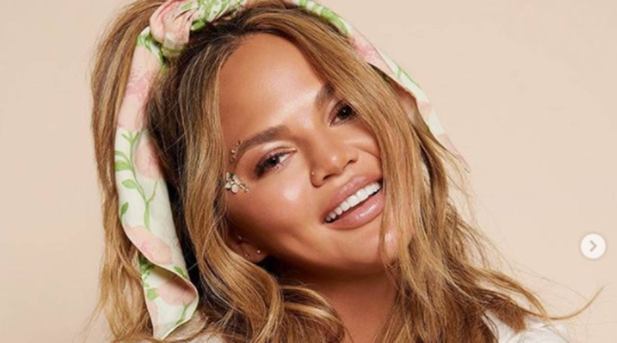 Chrissy Teigen, Chrissy Teigen news, Chrissy Teigen interview, Chrissy Teigen pregnancy loss, Chrissy Teigen and Ellen DeGeneres, Chrissy Teigen on Ellen, indian express news
