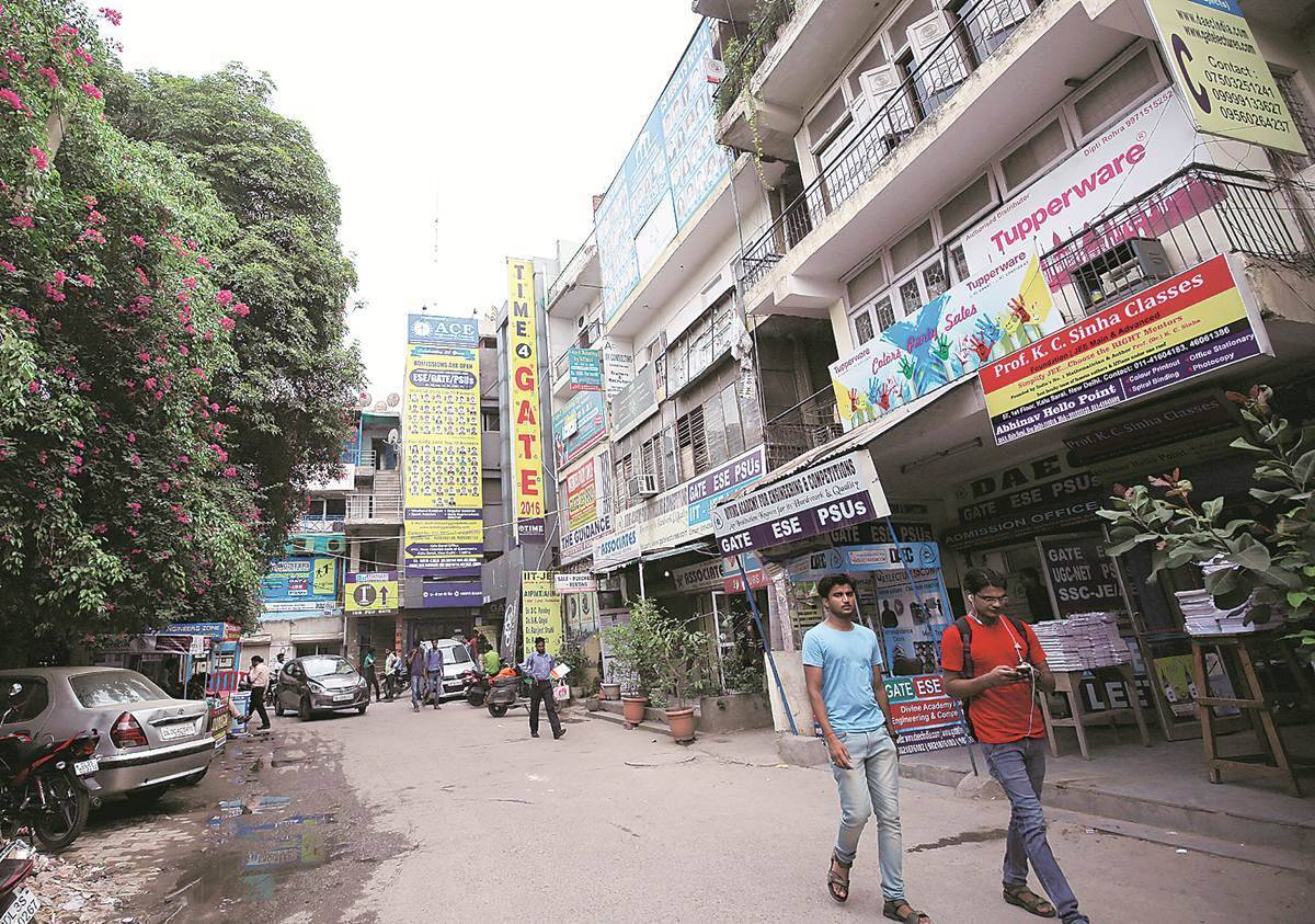 Coaching centres, ITIs, libraries get nod to reopen in Raipur