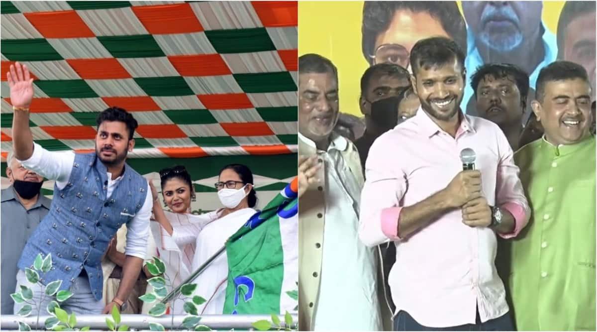 Manoj Tiwary, Ashoke Dinda, TMC, BJP
