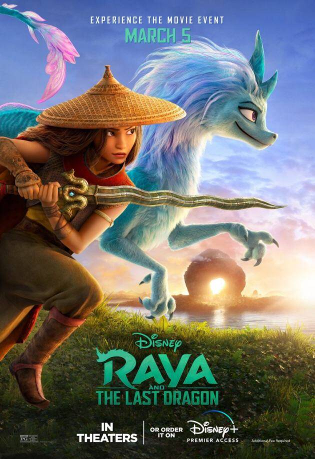 Raya and the Last Dragon release date