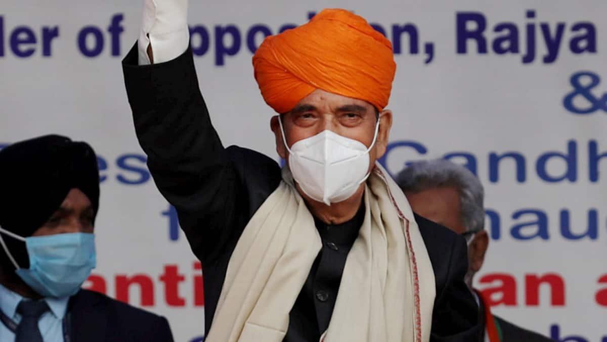 Ghulam Nabi Azad, Narendra Modi, Congress G-23, Sonia Gandhi, Congress party, indian express