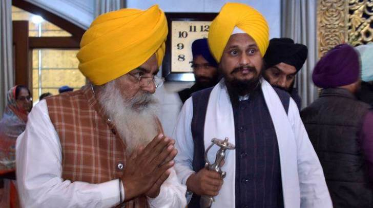 Akal Takht Jathedar: Sikhs will remember jatha was stopped on 100th anniversary of Nankana Sahib masscare