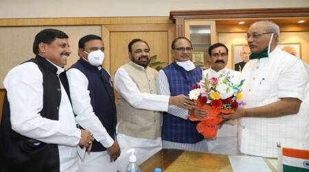 BJP's Girish Goutam unanimously elected Speaker of MP Assembly