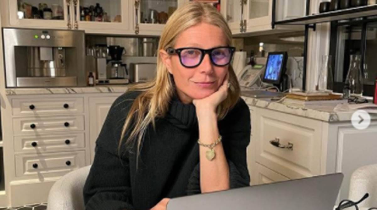 Gwyneth Paltrow, Gwyneth Paltrow COVID-19 infection, Gwyneth Paltrow COVID-19 recovery, Gwyneth Paltrow pandemic, Gwyneth Paltrow healthy eating, Gwyneth Paltrow healthy living, Gwyneth Paltrow news, indian express news