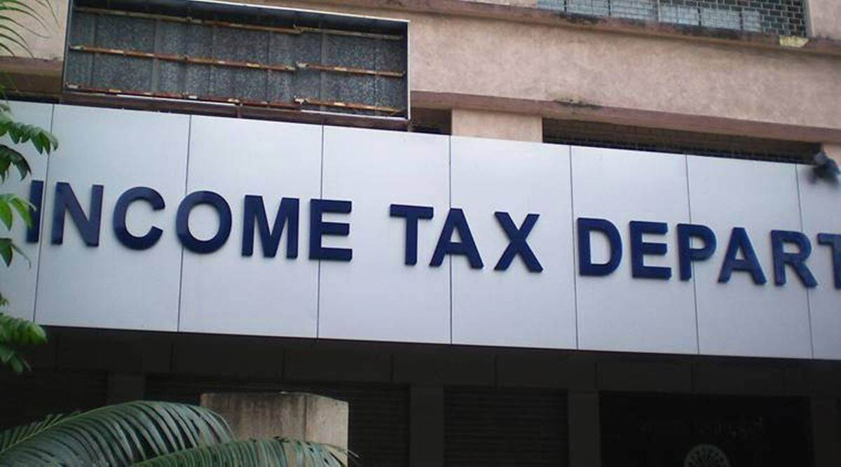 I-T raids, income tax department