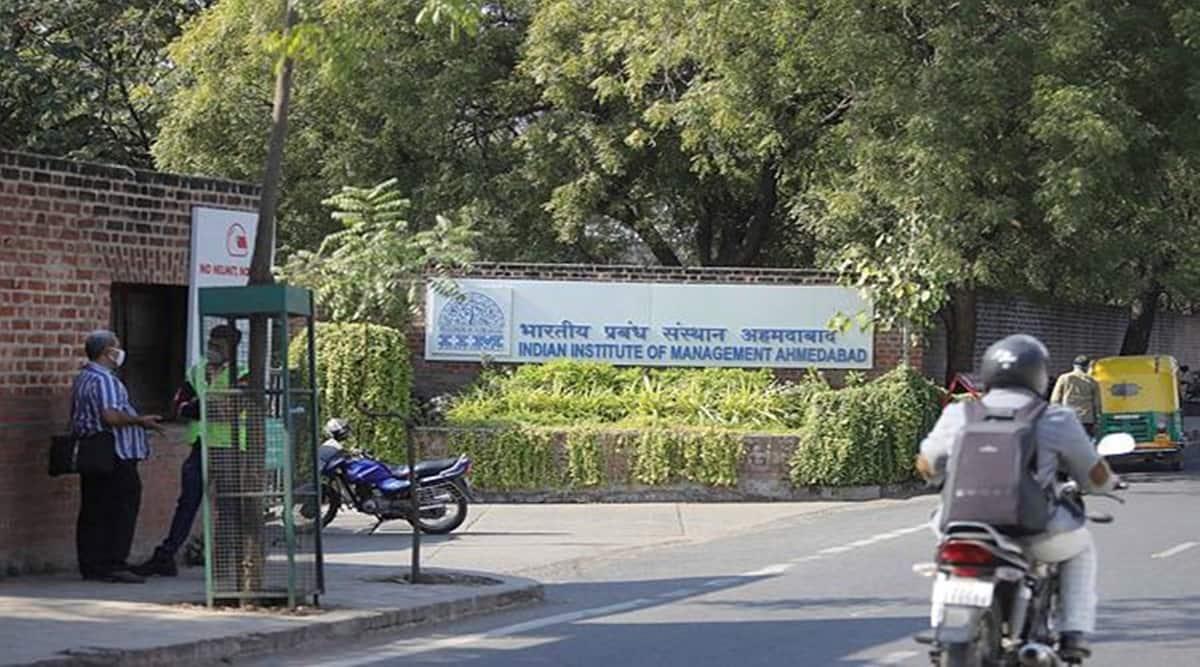 Gujarat Technological University, Indian Institute of Management, Gujarat colleges, Gujarat COVID-19 cases, Gujarat coronavirus cases, india news, indian express
